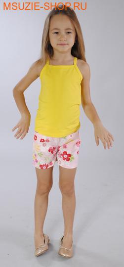 Милашка Сьюзи шорты. 104 св.розовый ростБрюки, юбки  <br><br>