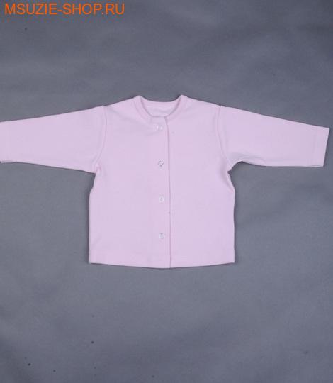 Милашка Сьюзи кофточка. 62 розовый ростлегкие кофточки,распашонки,боди<br><br>