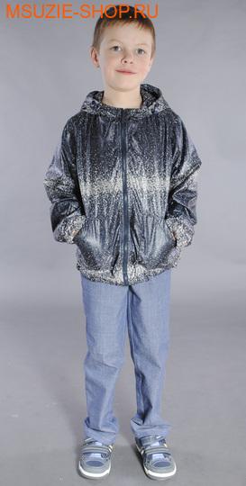 Милашка Сьюзи куртка. 122 тем.серый ростВесна-лето<br><br>