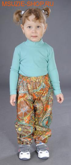 Милашка Сьюзи брюки. 104 горчичный ростВесна-лето<br><br>