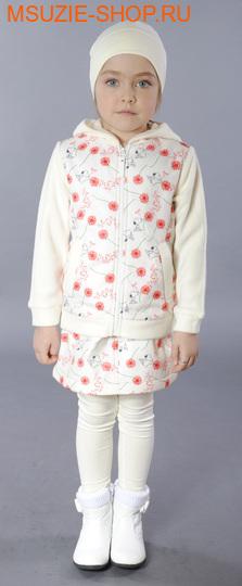 Милашка Сьюзи шапка. 104 молочный ростГоловные уборы,варежки,перчатки <br><br>