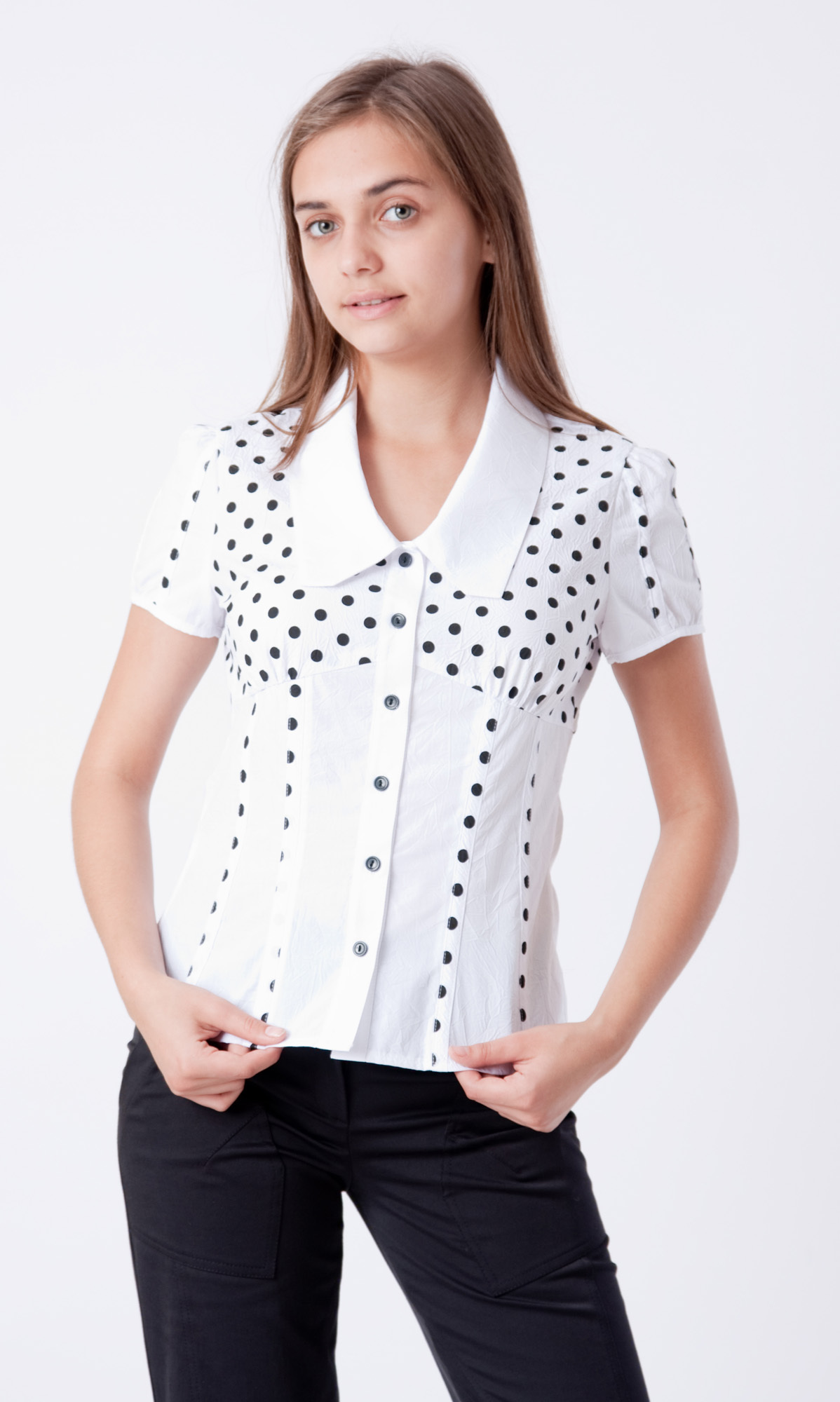 Женские модные блузки доставка