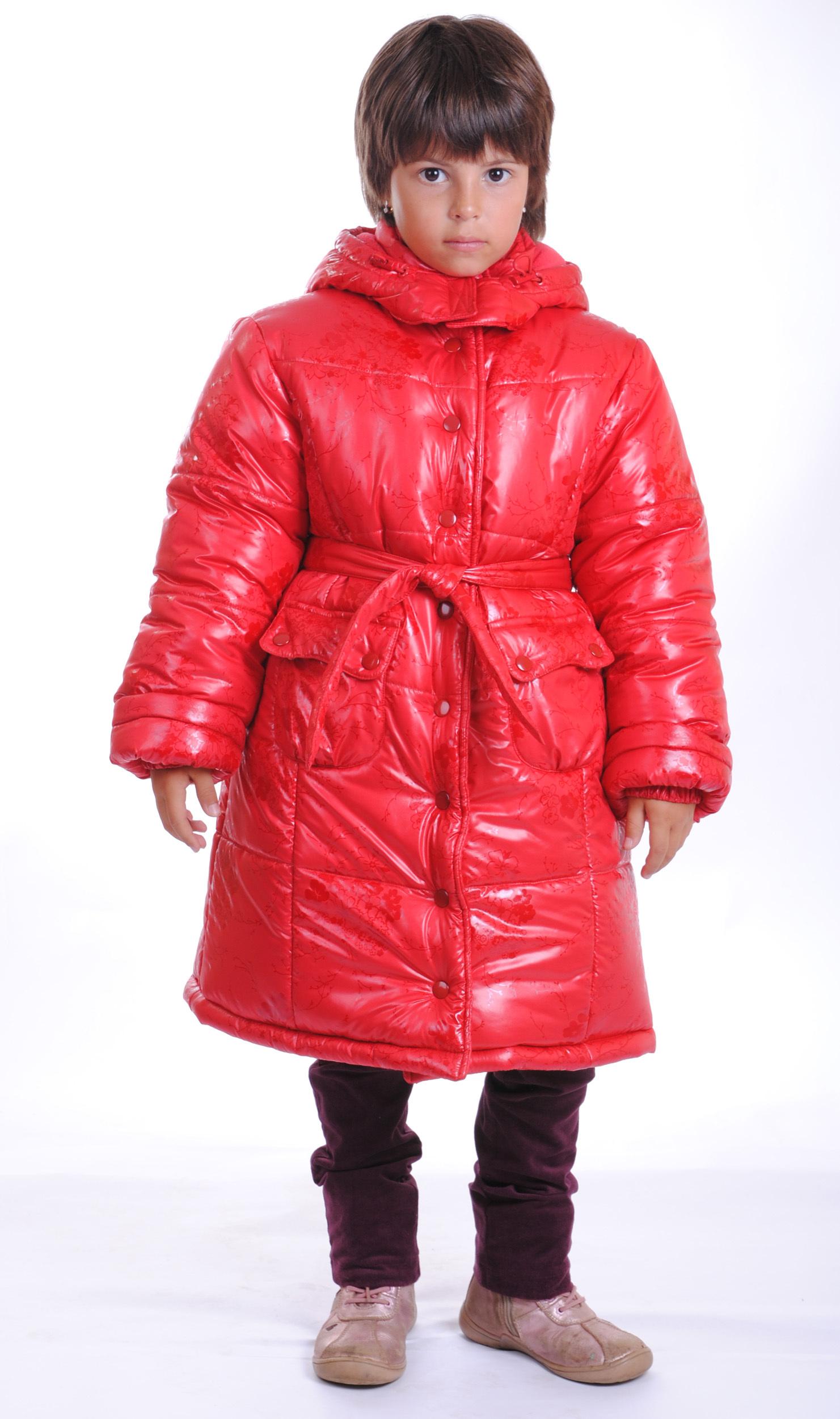 Верхняя одежда зима для девочек 8