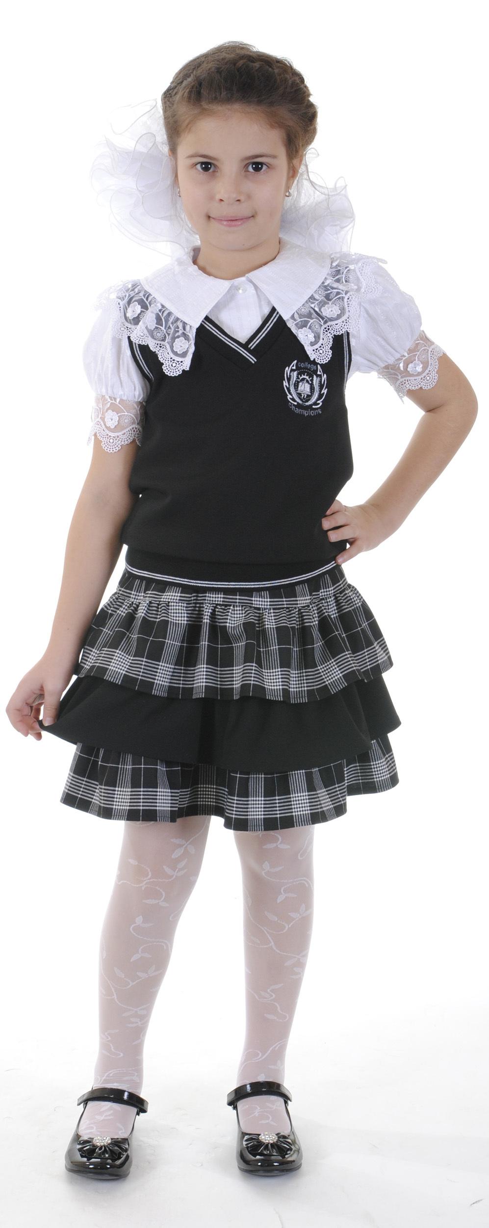 Детская одежда для школы 8