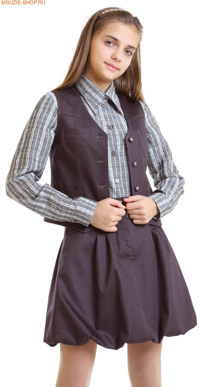 Блузка под жилетку 2
