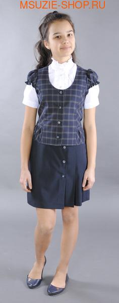 жилет+юбка
