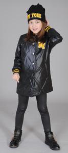 пальто+шапка (весна)