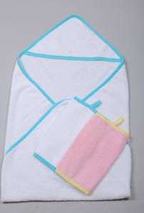 уголок+полотенце 2шт