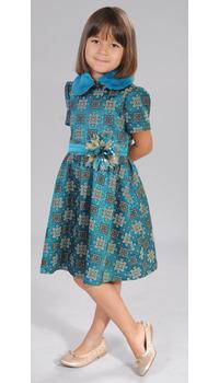 платье+ съёмный воротник