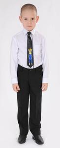 сорочка верхняя+галстук