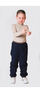 брюки на флисе