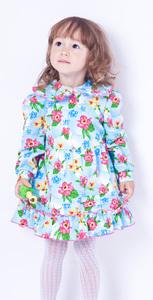 Фланелевое Платье Для Девочки Купить