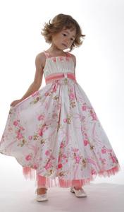 Нарядные платья для девочки рост 104